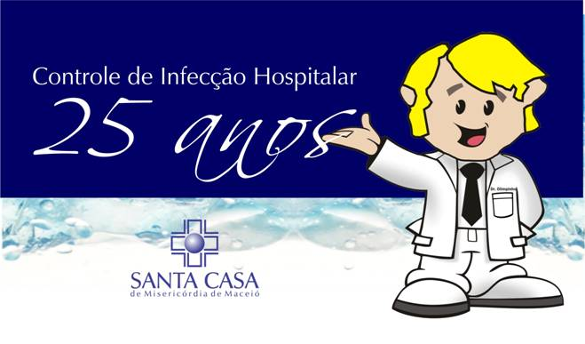 Teatro no Dia de Combate à Infecção Hospitalar